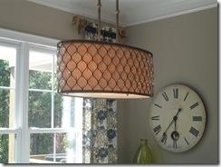 detail ceiling light