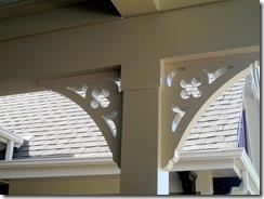 detail porch brackets