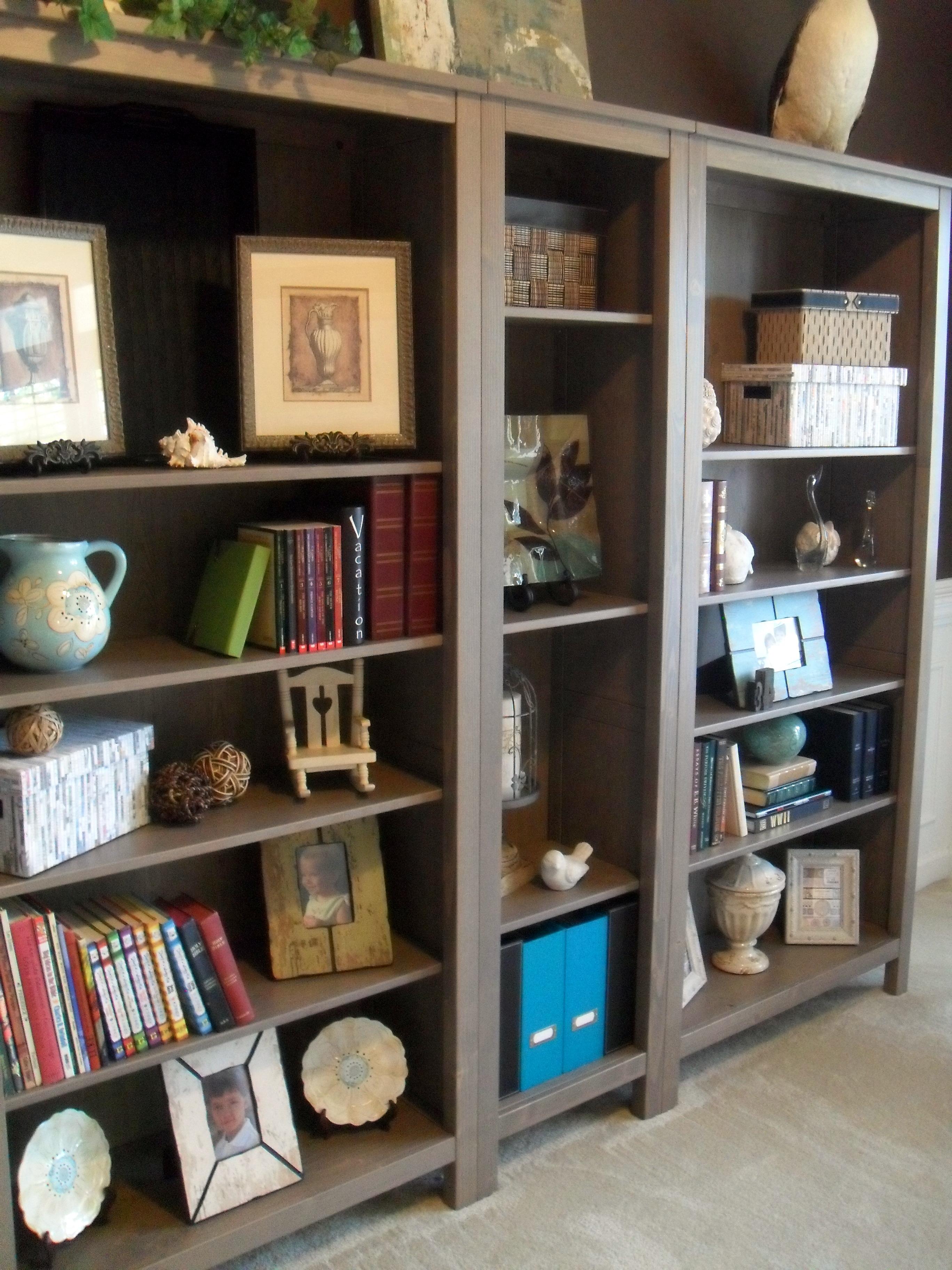 Library Bookshelves: House Of 34