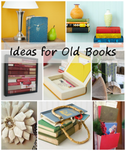 Ideas for Old Books