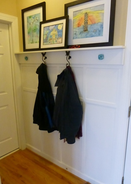 Personalized Entryway Organization