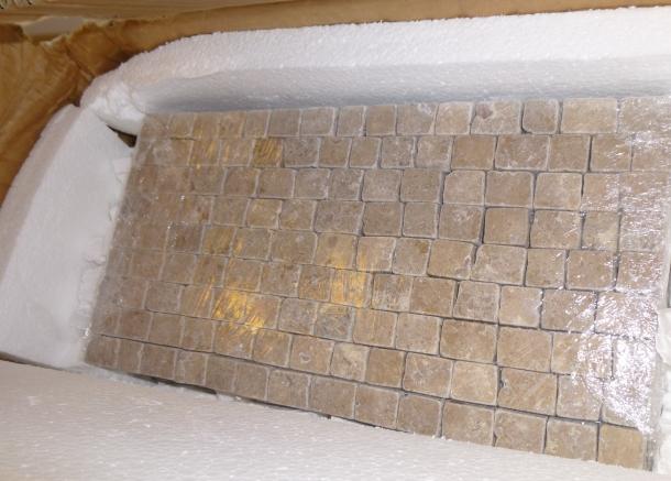 box of tile