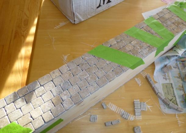 box tiled