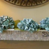 DIY Tiled Planter Box