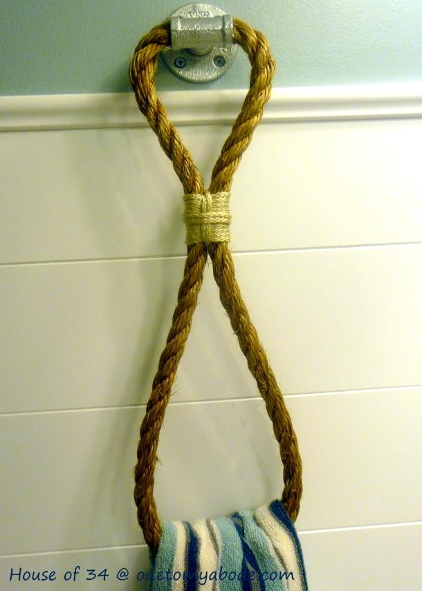 finished hanger