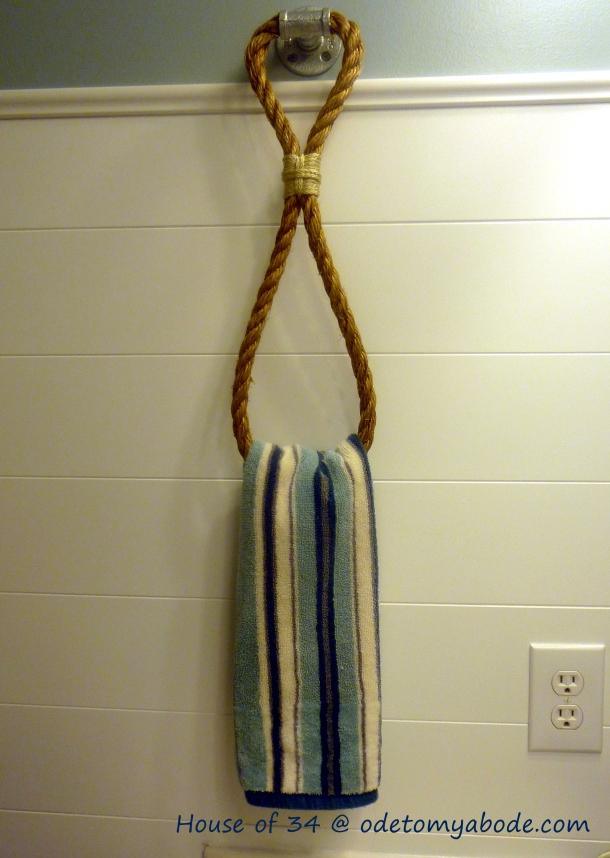 towel holder 7
